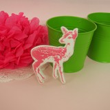 Big Sticker Bambi Design 10 types Solid Sticker