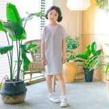 【100cm~150cm】バーベナフラワーワンピース・JPUOP29