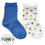 Socks Hawaiian Couple Socks 2 type