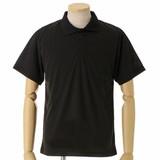 吸汗速乾で、ソフトな肌触り。 クイックドライ半袖ポロシャツ 大幅値下げ、夏物スーパーSALE!
