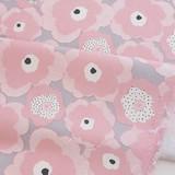 【生地】【布】【オックス】 Verna - pink 50cm単位でカット販売