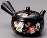 Period Japanese Tea Pot Fortune Japanese Tea Pot