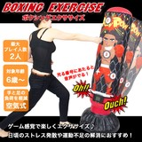 【SIS卸】◆フィットネス/トレーニング◆ストレス発散◆パンチングマシン◆