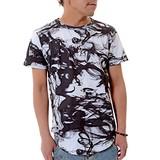 Repeating Pattern Short Sleeve T-shirt