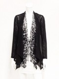 Black Power Net 4WAY Jacket Leopard Color Scheme Set