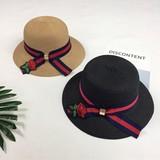バラ★日除け帽★復古スタイル【セール】