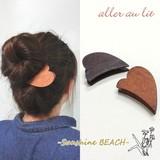 "【aller au lit】-Sunshine BEACH-""Wood""アートハートバンス"