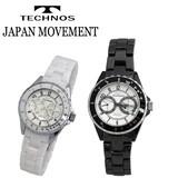 【TECHNOS】テクノス フルセラミック メンズウォッチ T9548