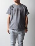 【2017年SS新作】ピグメントマグロゴ半袖Tシャツ