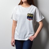 2017 S/S Ladies Pocket Short Sleeve T-shirt