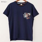 【2017年SS新作】キューバ柄ポケット半袖Tシャツ