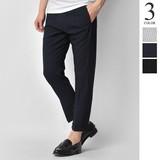S/S Stretch Soccer Good Ankle Pants Men's 9/10Length Behind Suit Set