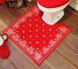 Tree Life Toilet Mat