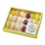 <食品><お菓子詰合せ>果実のKirara ゼリーギフト KI-B