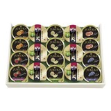 <食品><お菓子詰合せ>18個梅酒フルーツゼリーギフト UF-18