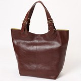 Tote Bag Cow Leather Genuine Leather