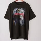 【2017年SS新作】METALLICA 洋楽ロックバンド半袖Tシャツ(BIG.Tシャツ#A)