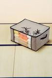 竹炭入り衣類収納袋 Lサイズ / インテリア 整理整頓 衣替え