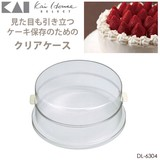 KAIJIRUSHI appearance Standing out Cake Save Clear Case