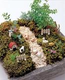 Tea Garden Mascot Interior Animal