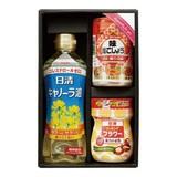 <食品><調味料詰合せ>生活食房 天ぷら美味しさギフト ST-15
