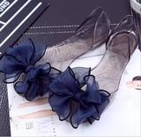 ファッション  サンダル  花の飾りミュール  レディース