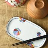 Paper Balloon Plate Arita Ware Japanese Plates & Utensil