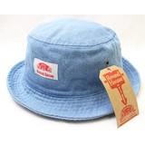 Denim BUCKET HAT Hat