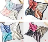 スカーフ 四色組み合わせ プロスタイル