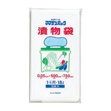 Plastic Bag Pickles Bag household use 5 Pcs