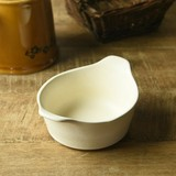 Direct Flame Pot White MINO Ware