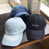 Embroidery Denim Cap Hats & Cap