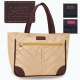 Front Kilting Point Plain Handbag PO Quilt Pocket