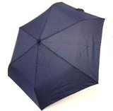 折りたたみ傘 軽量 無地 55cm