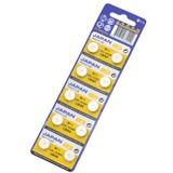 【ボタン電池・乾電池】激安!時計用ボタン電池 LR44(AG13)