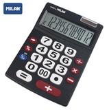 【使いやすさ抜群】MILAN カリキュレーター 151712 電卓 12桁表示