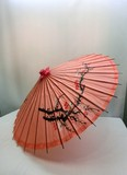 【通年新作】雨傘・長傘-和傘 和傘 中柄傘 桜