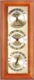 【不快指数+温湿度付時計】快適モニタ1台4役不快指数・時計・温度・湿度計