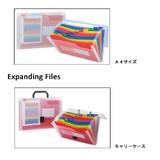 【書類整理にピッタリ】エキスパンディングファイル(ドキュメントファイル)