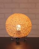 【間接照明で洒落た雰囲気に】【ABACA】テーブルライト