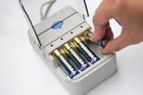 【まだ使える電池を捨てていませんか?】 アルカリ乾電池充電器II