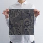 Fukushima Sashiko Ori Handkerchief