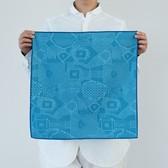 Fukushima Sashiko Ori Large Format Handkerchief