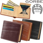 Ride Leather Clamshell Wallet