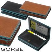 Buffalo Leather Business Card Holder