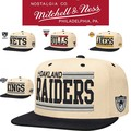 Mitchell&Ness  NEWBLOCK CREAM SNAPBACK   13192