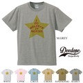 "【DEEDOPE】""I DO BELIEVE IN FAIRIES"" 半袖 プリント Tシャツ"