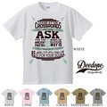 "【DEEDOPE】""STAND AT THE CROSSROADS"" 半袖 プリント Tシャツ 綿100% カットソー"