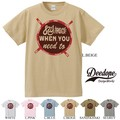 "【DEEDOPE】""SAY NO WHEN YOU NEED TO"" 半袖 プリント Tシャツ"
