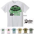 "【DEEDOPE】""MILLION YEARS"" 半袖 プリント Tシャツ 綿100% カットソー"